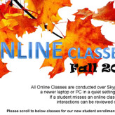 Online Classes _ Fall 2015_Header